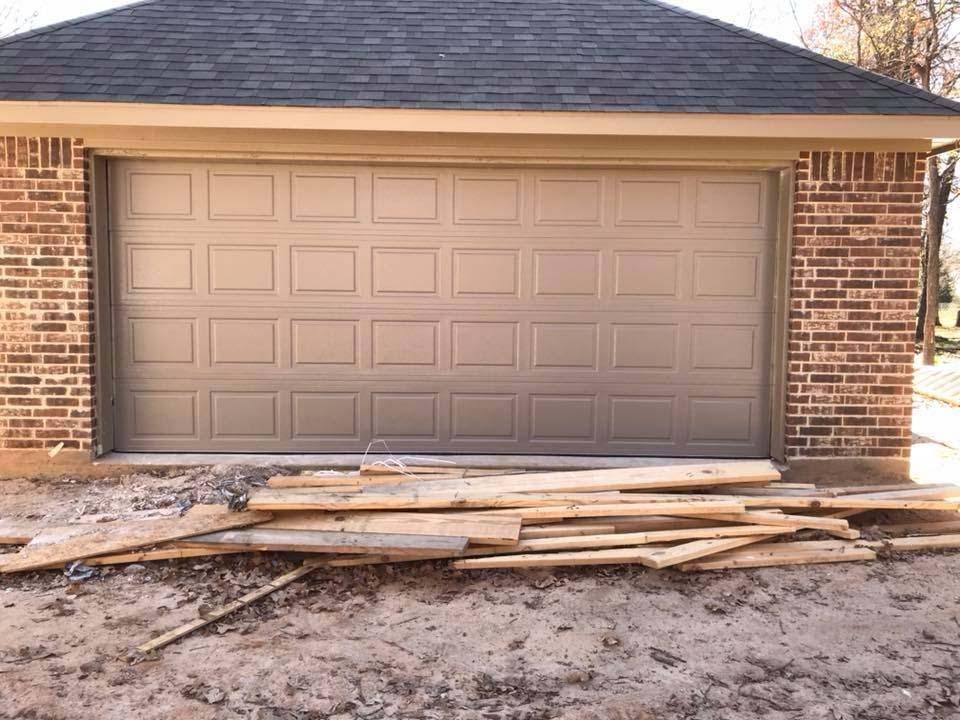 Metal Garage Door Ideas Texas Custom, Garage Door Ideas